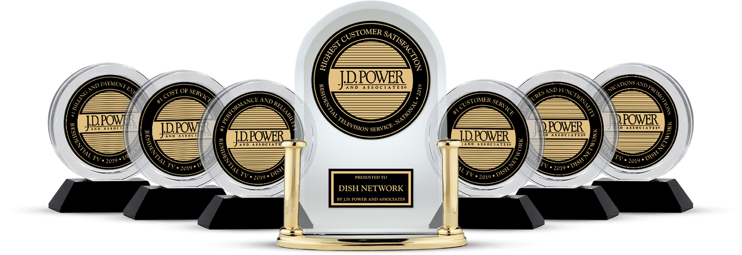 DISH Customer Satisfaction - Ranked #1 by JD Power - SATELLITE SOURCE in bakersfield, California - DISH Authorized Retailer