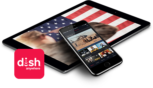 DISH Anywhere from SATELLITE SOURCE in bakersfield, California - A DISH Authorized Retailer